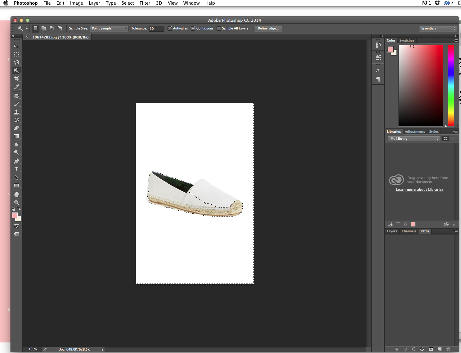How to make a collage in Photoshop