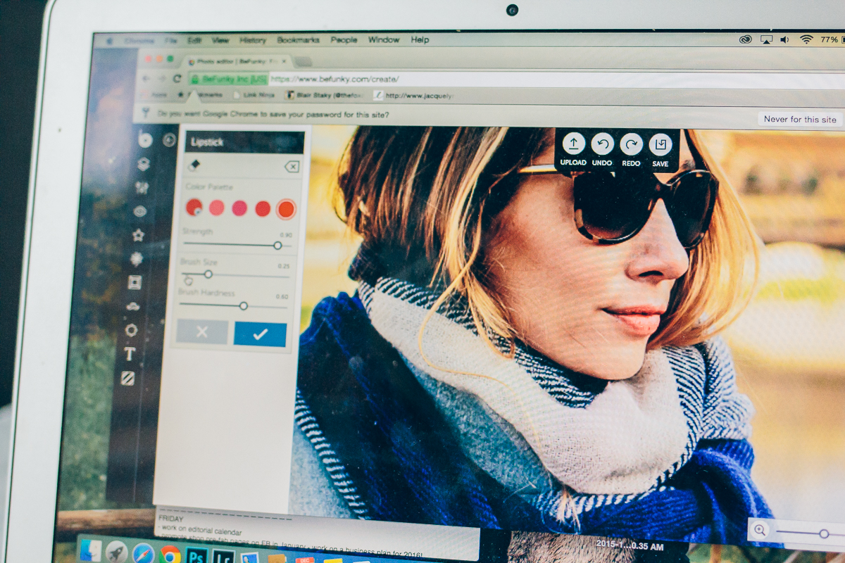 affordable online photo editor — via @TheFoxandShe