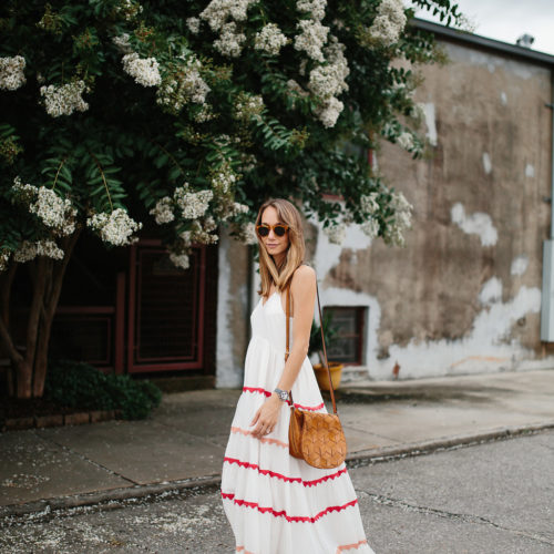 Maxi Dresses & Monday Musings