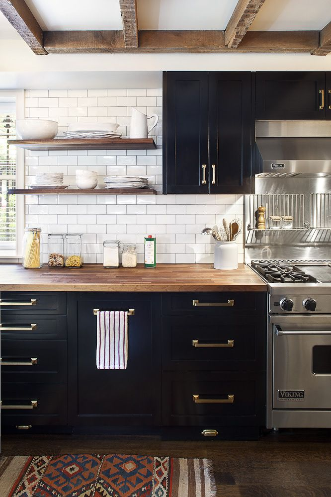 9 Gorgeous Kitchens With Butcher Block Countertops