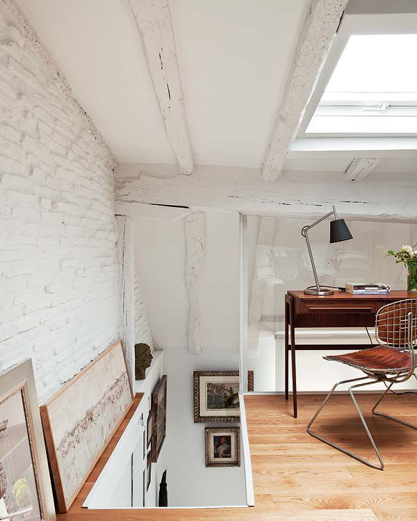 office inspiration, dream office, inspiring workspace, the fox and she, blair culwell staky