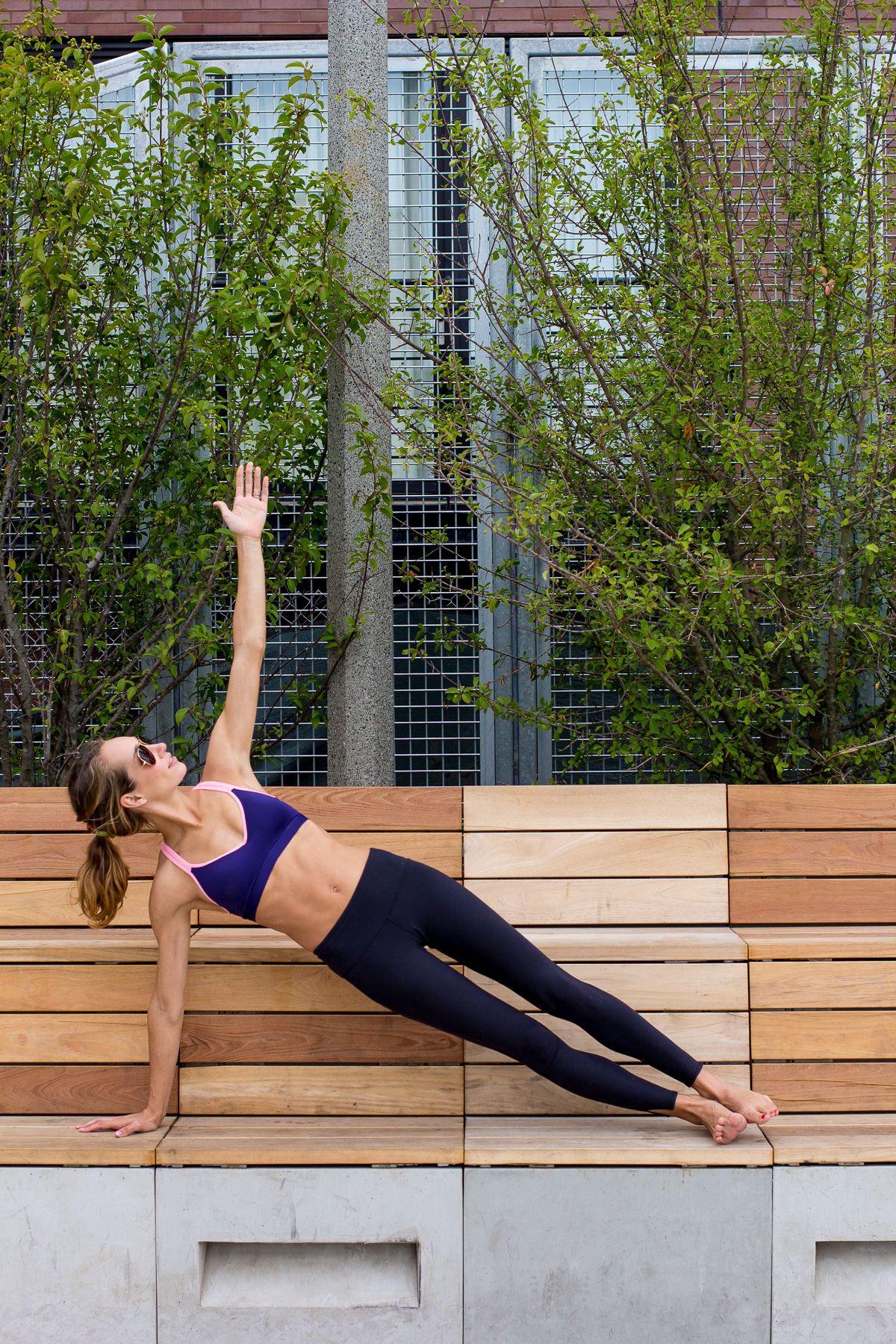 6 Yoga Poses for Strong Abs — via @TheFoxandShe