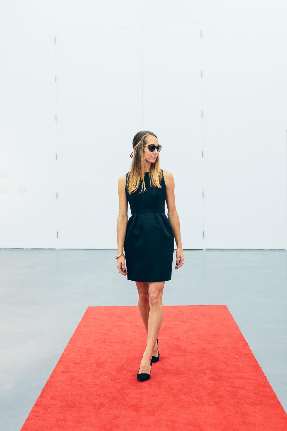 Kate Spade New York Sunglasses & Dress —via @TheFoxandShe