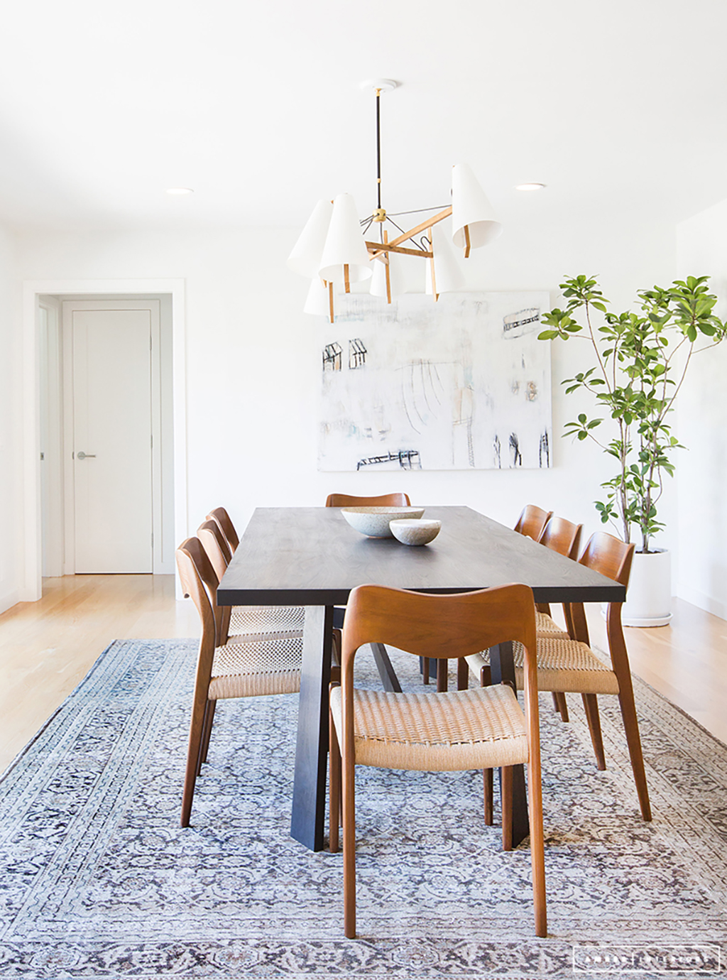 15 Eclectic Dining Rooms The Fox Amp She Chicago Fashion