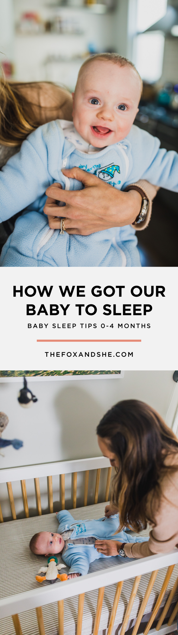 baby sleep tips for 0-4 months • our baby was sleeping through the night by 14 weeks