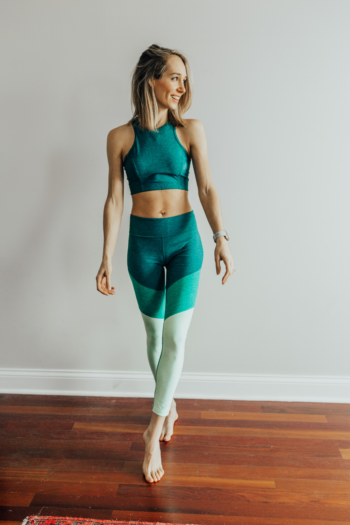 activewear try on