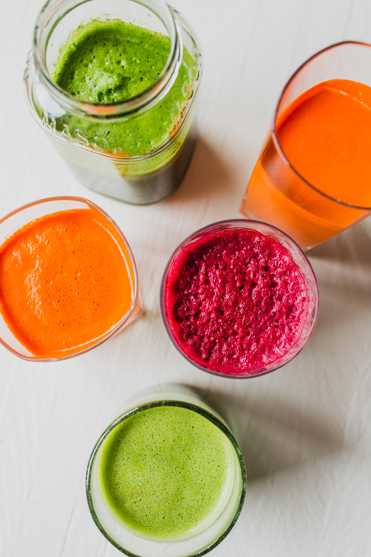 juice recipes for beginners