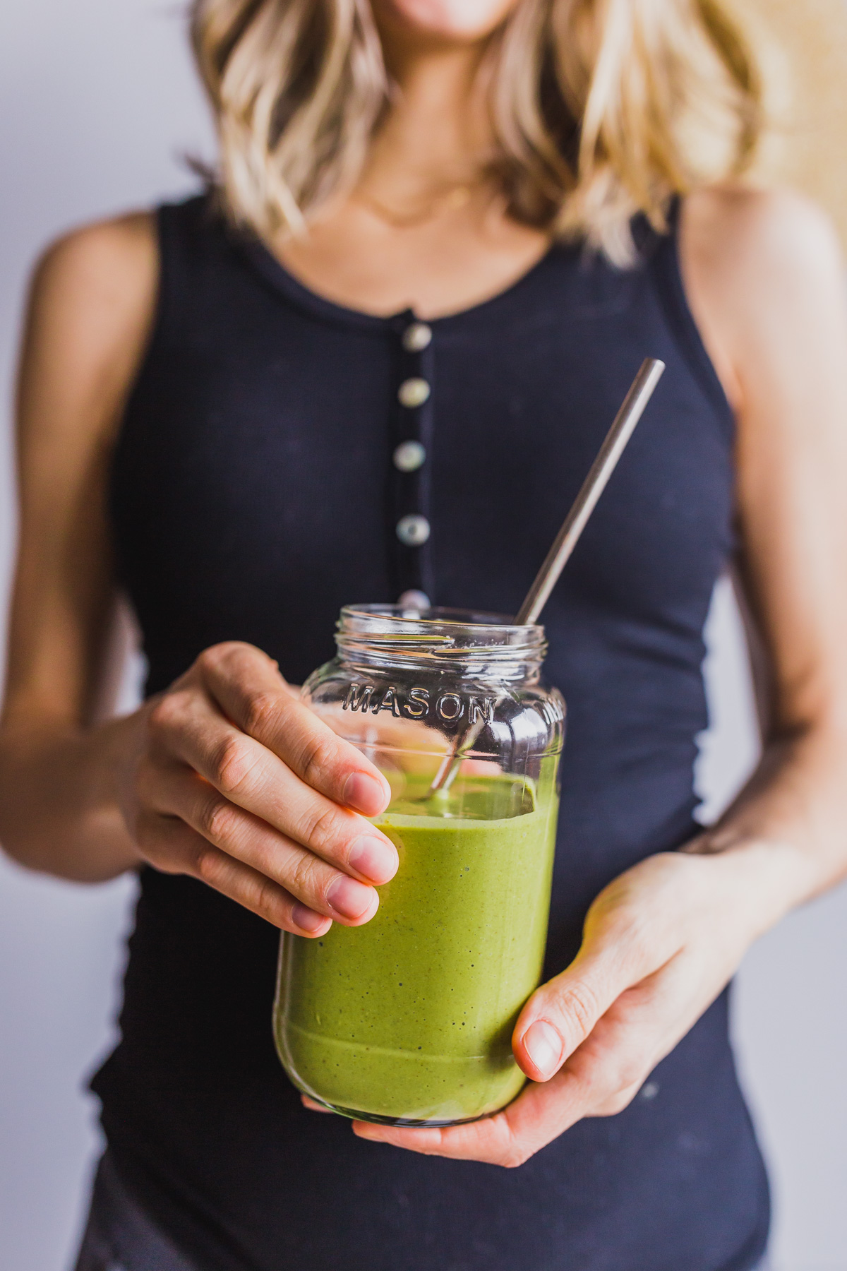Gut Healing Smoothie - The Fox & She