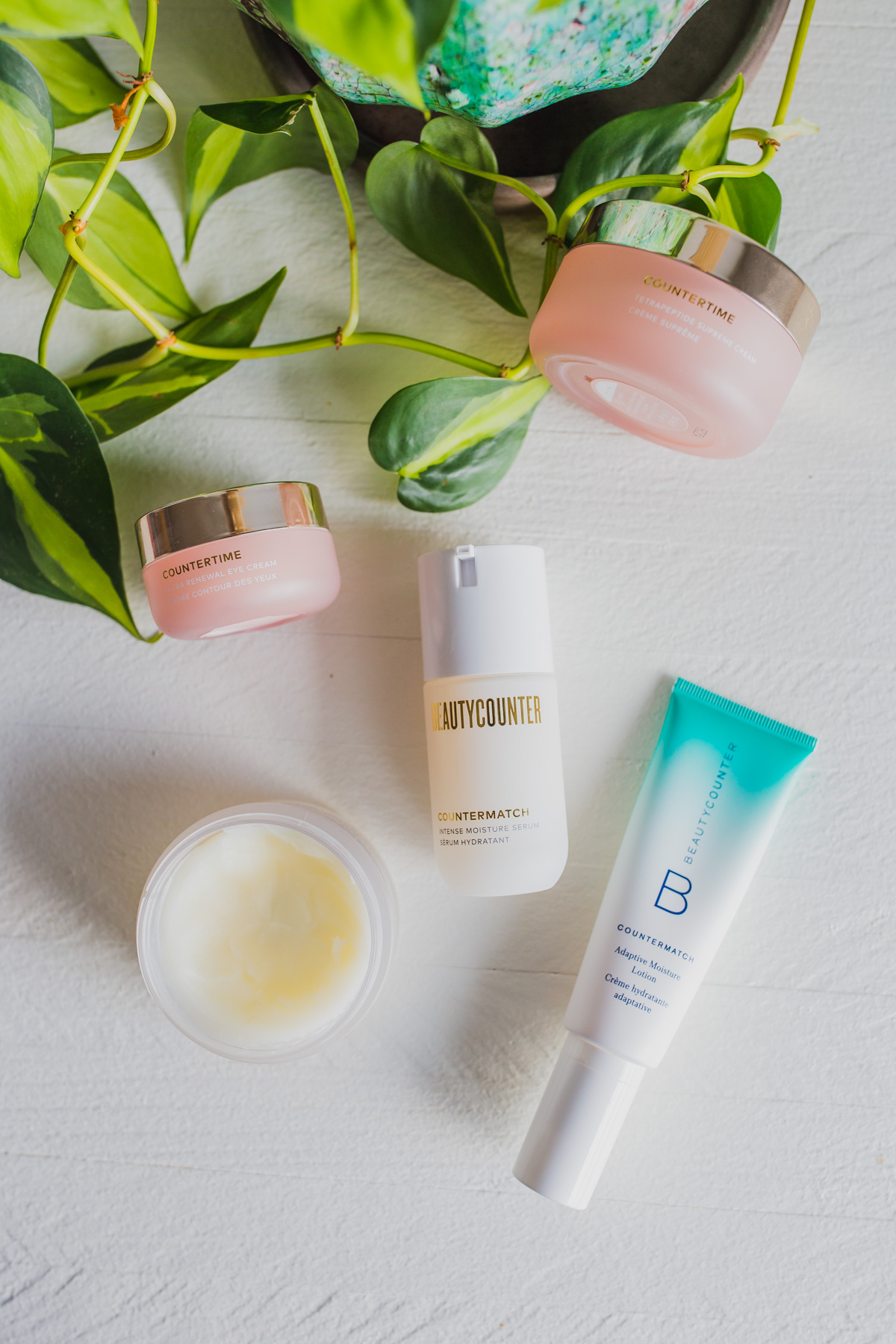 Beautycounter Morning & Night Skincare Routine #skincare #safeskincare #cleanbeauty #healthyliving #naturalskincare